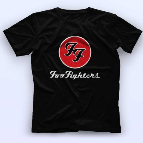 foo_fighters_logo_majica_crna