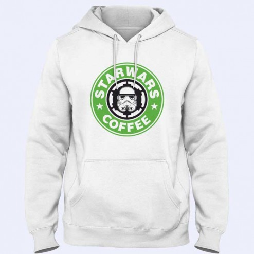 Starwars coffee hoodica