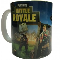 Battle Royale Fortnite Šalica