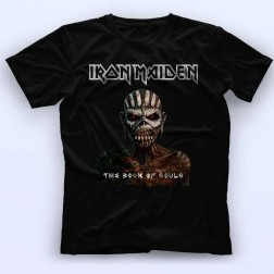 Iron Maiden The Book Of Souls Majica