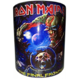Iron Maiden Final Frontier Šalica